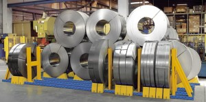modular coil storage system