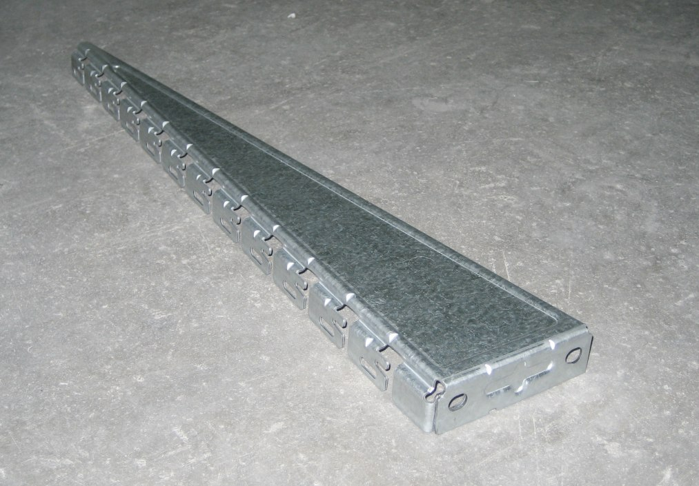 Cable Trays Mounting Systems Dimeco