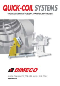 Coil loading & Coil storage - Dimeco