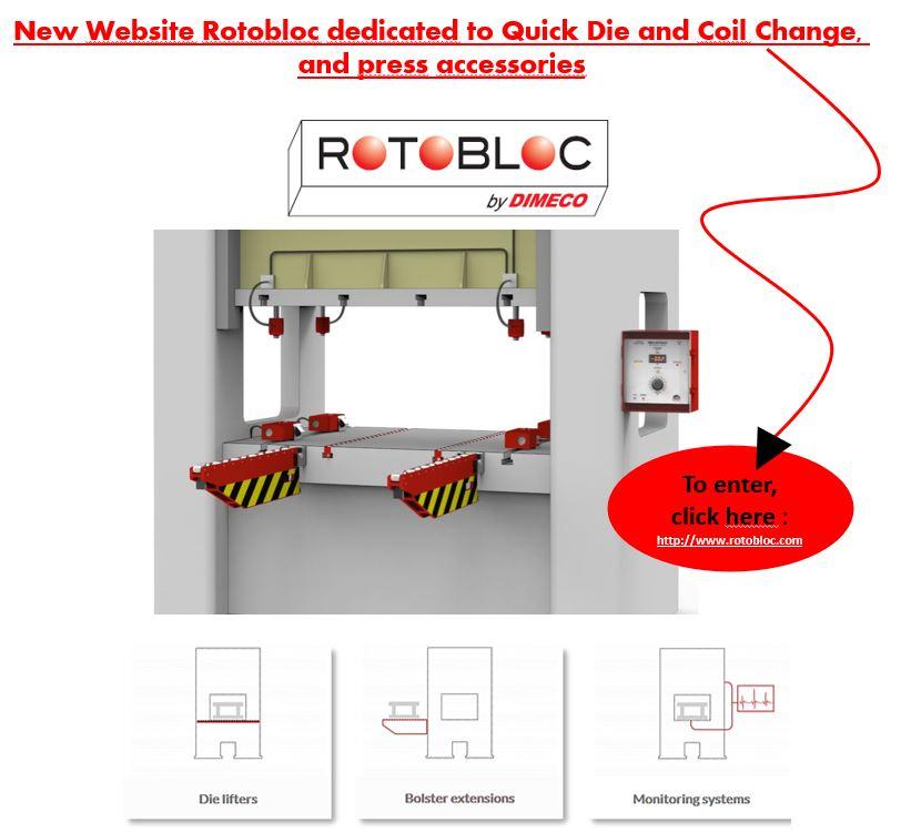 new website ROTOBLOC